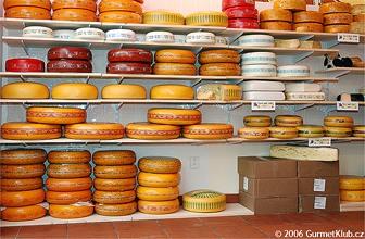 Cheesy: První sýrový butik v Praze
