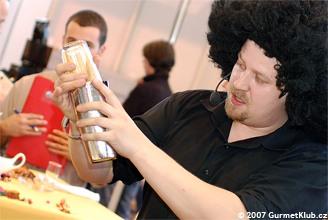 MISTR KÁVY 2006: Nejlepší barista ČR