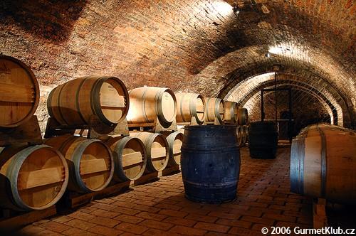 FOTOREPORT: Exkurze do moravských vinařství a vinných sklípků
