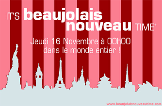 it´s Beaujolais Nouveau time!